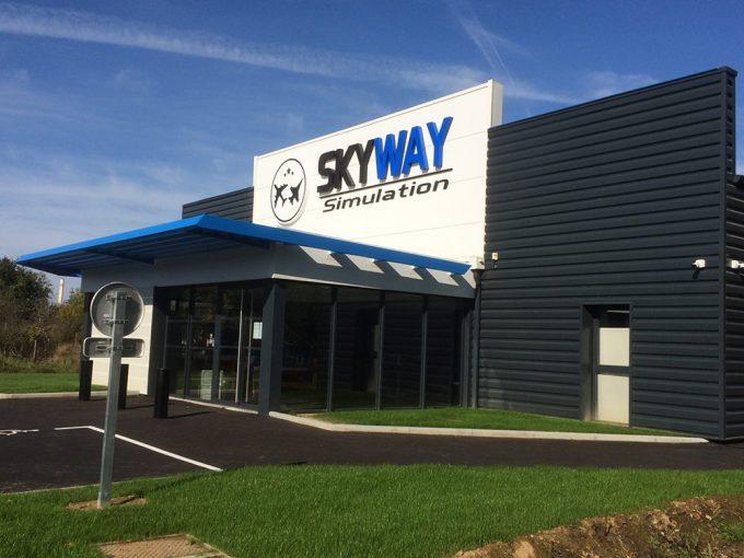 EGI Photos nos réalisations Skyway